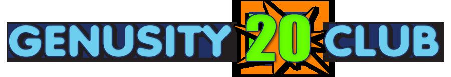 Genusity 20 Club